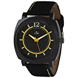 Vego Silver Color Analogue Watch For Men's