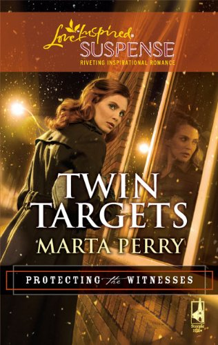 Image of Twin Targets (Love Inspired Suspense)