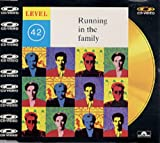 Level 42 Running In The Family - C.D. Video