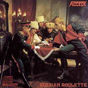 Amazon.com: Russian Roulette: Accept: Music