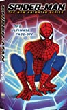 Spider Man The New Animated Series, Vol. 3 - The Ultimate Face Off [VHS]