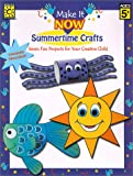 Summertime Crafts to Make (Make It Now Crafts)