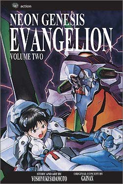Neon Genesis Evangelion vol.2 (Neon Genesis Evangelion (Viz) (Graphic Novels))Yoshiyuki Sadamoto