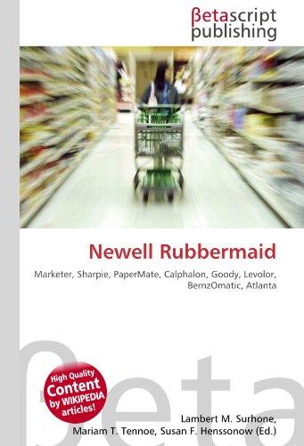 newell-rubbermaid-marketer-sharpie-papermate-calphalon-goody-levolor-bernzomatic-atlanta