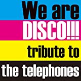 We are DISCO!!!?tribute to the telephones?