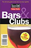 img - for Time Out New York Bars & Clubs book / textbook / text book