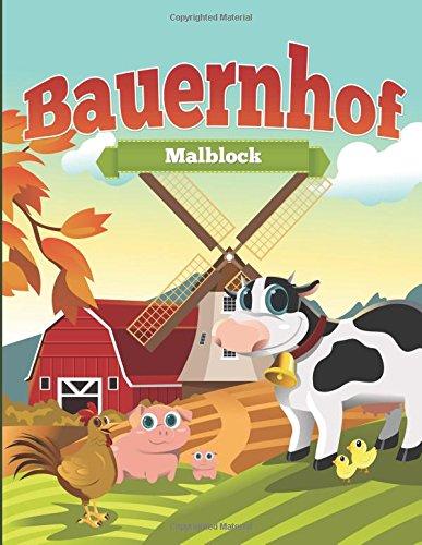 Malblock Bauernhof