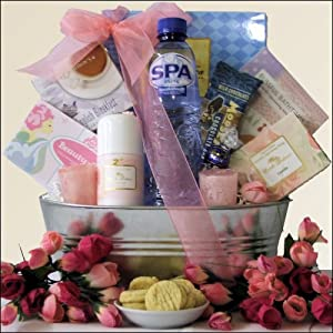 Just For Men: Relaxing Spa Basket