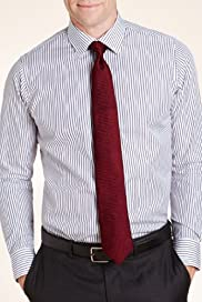 Savile Row Inspired Pure Cotton Bold Striped Shirt [T11-4904-S]