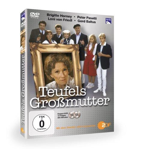 Teufels Großmutter - Die komplette Serie [2 DVDs]