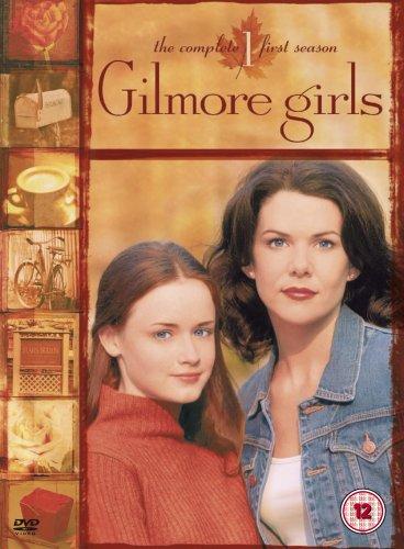 Gilmore Girls - The Complete Season 1 (6 Dvd) [Edizione: Regno Unito] [Edizione: Regno Unito]