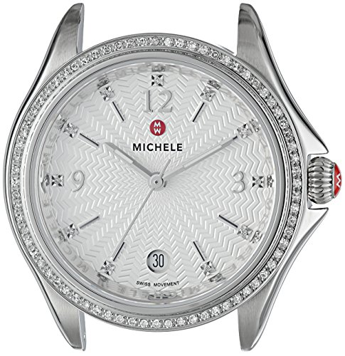 MICHELE-Womens-Belmore-Swiss-Quartz-Stainless-Steel-Casual-Watch-ColorSilver-Toned-Model-MW29A01A1942