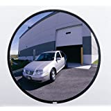 "12"" Indoor Acrylic Convex Mirror ~ ChiSupply"