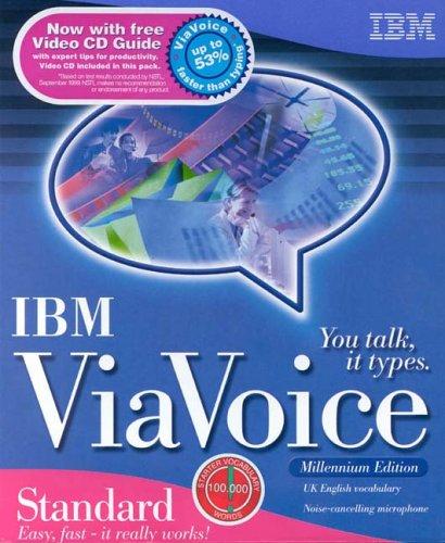 IBM ViaVoice Millennium Standard 7.0