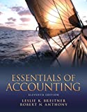 img - for Essentials of Accounting (11th Edition) book / textbook / text book