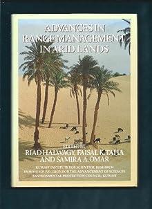 Adv In Range Management In Arid HALWAGY