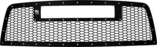 Rigid Industries 41578 Grille With Led Light Bar For Dodge Ram 2500/3500