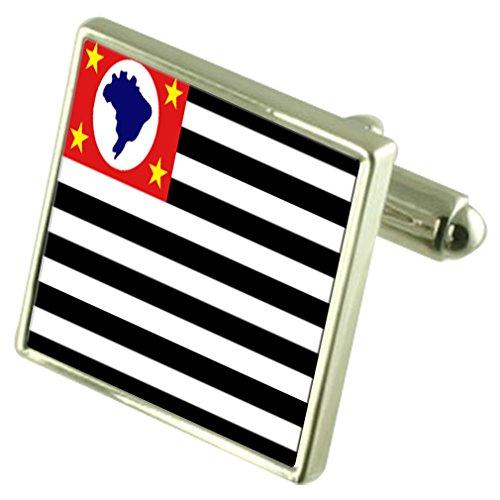 bandera-de-sao-paulo-gemelos-clip-de-corbata-matching-box-set-de-regalo