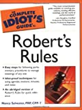 img - for The Complete Idiot's Guide to Robert's Rules book / textbook / text book
