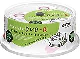 TDK データ用DVD-R 16倍速 カラーリング5色ミックスディスク 30枚スピンドル DR47MC30PN+T
