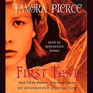 First Test Audiobook