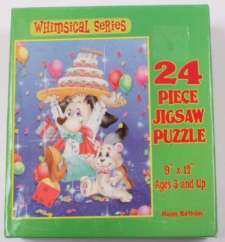 "Whimsical Series 24 Piece Jigsaw Puzzle ""Tidal Wave"" - 1"