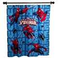 Marvel Spider-Man Shower Curtain