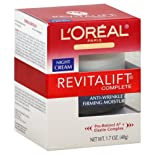 L'Oreal Skin Expertise RevitaLift Complete Night Cream, 1.7 oz.