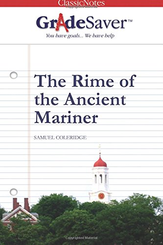 The Rime of the Ancient Mariner Analysis