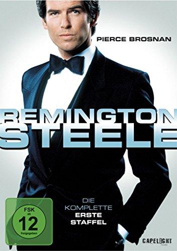 Remington Steele - Die komplette erste Staffel [6 DVDs]