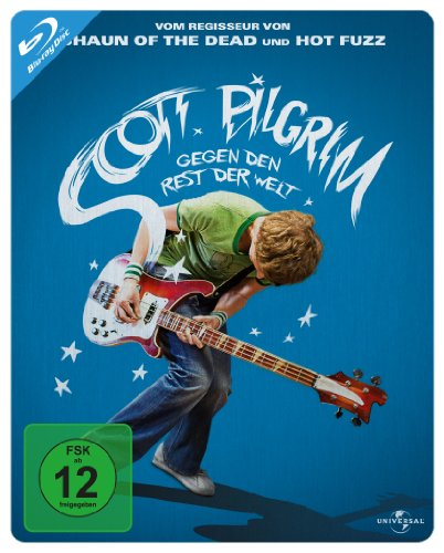 Scott Pilgrim gegen den Rest der Welt - Steelbook [Blu-ray]