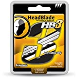 TripleBlade by HeadBlade Blades () x 4