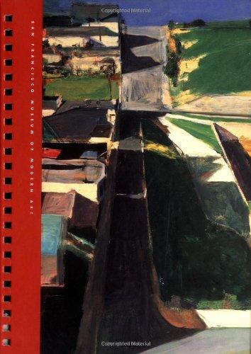 Richard Diebenkorn Journal