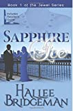 img - for Sapphire Ice: The Jewel Series Book 1 (Volume 1) book / textbook / text book