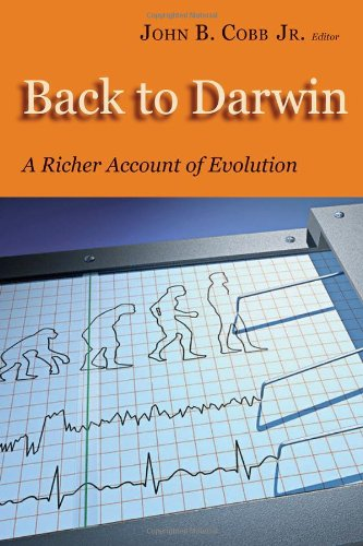 Back To Darwin: A Richer Account of Evolution