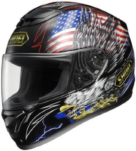 2013 Shoei Qwest Prestige Motorcycle Helmet - X-Small front-855880