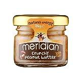Meridian Crunchy Peanut Butter 26 g (Case of 45)