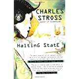 Halting State ~ Charles Stross