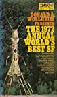 The 1972 Annual World's Best SF