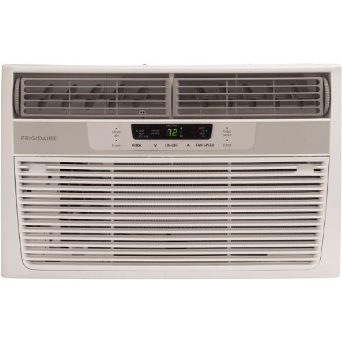 Review Of Frigidaire FRA086AT7 8,000 BTU Window-Mounted Compact Air Conditioner with Temperature Sen...