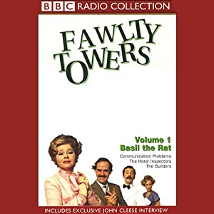 Fawlty Towers, Volume 1: Basil the Rat | [John Cleese, Connie Booth]