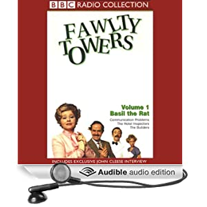 Fawlty Towers, Volume 1: Basil the Rat