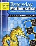 Everyday Mathematics, Grade 2: Student Math Journal, Vol  2