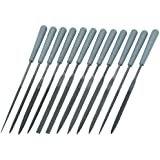 12 Piece Precision Needle File Set