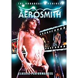 Aerosmith The Broadcast Archives