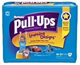 Pull-Ups Learning Design Training Pants, Size 4T-5T, Boy, 42 Count each, Pack of 4, 168 total pants