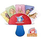 Original Little Hands Card Holder with free deck of standard playing cards