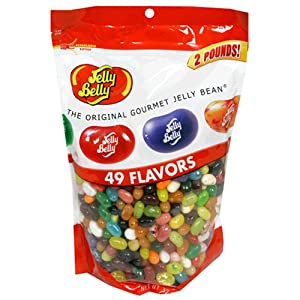 Amazon.com : Jelly Belly Jelly Beans, 49 Flavors, 2-Pound