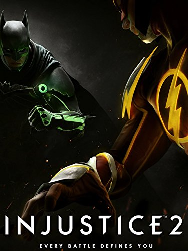 Injustice 2 Announce Trailer