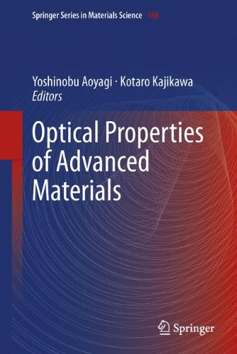 Optical Properties Of Advanced Materials (Springer Series In Materials Science)
